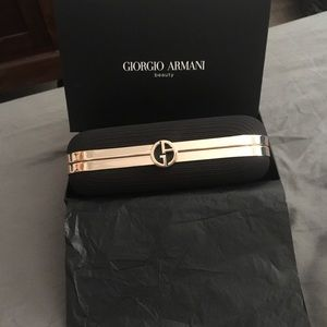Giorgio Armani Beauty Clutch